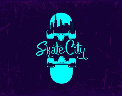 Skate City /Branding