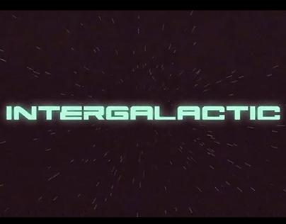 Intergalactic Galaxy - Beastie Boys X M83