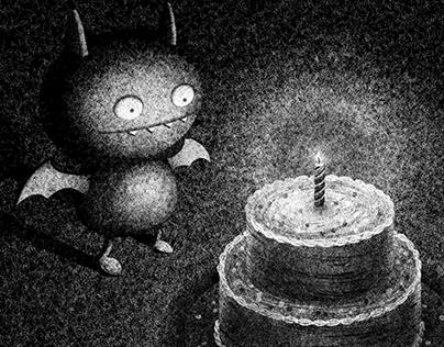 Happy Birthday, Ice Bat