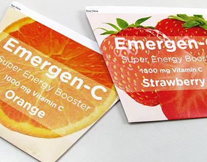 Emergen-C Packaged Redesign