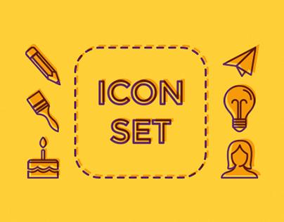 F-ire Icon Set