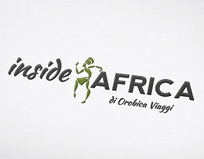 Logo design Inside Africa