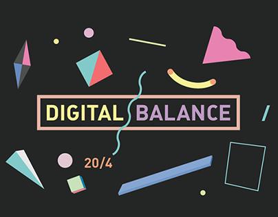 Digital Balance