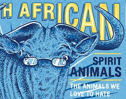 South African Spirit Animals