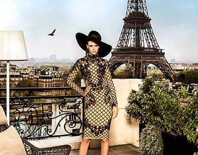21. Cover Editorial for Where Paris Magazine