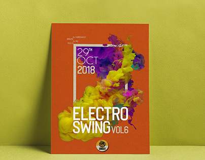 Electro Swing Poster