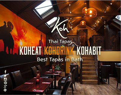 Koh Thai Advert