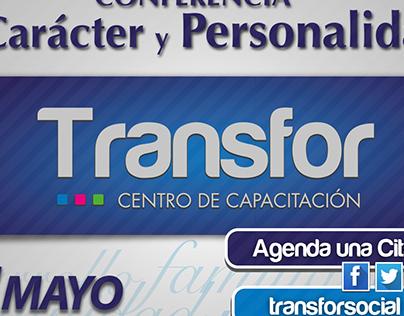 Centro de Capacitación Conferencia TRANSFOR