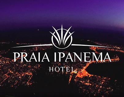 Praia Ipanema Hotel - Não cancele, Remarque!