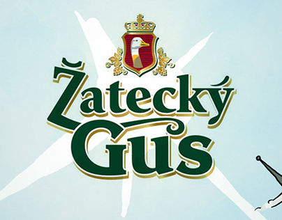 Scetches for Zatecky Gus campaign (keyvisual & gifts)
