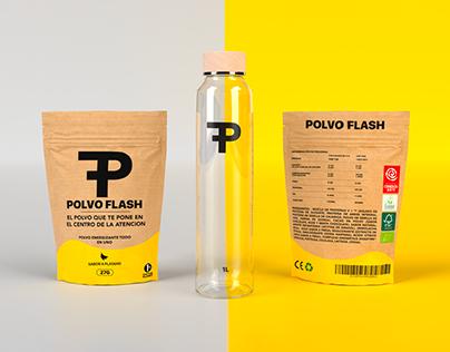 Polvo Flash - Packaging Design