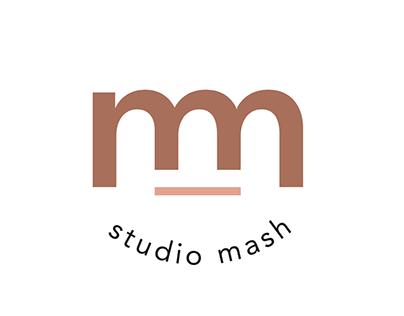 Studio Mash - Identité visuelle