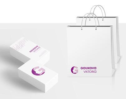 Design logo for cosmetologist