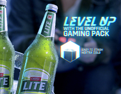 Castle Lite / Unofficial 910ml Gaming Pack