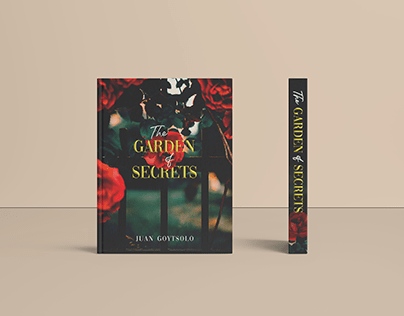 Book Design - The Garden of Secrets