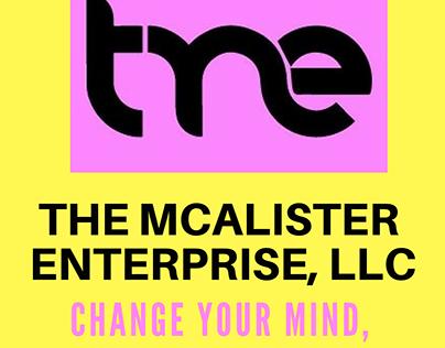 Branding for The McAlister Enterprise, LLC