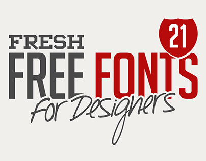 Fresh Free Fonts Download