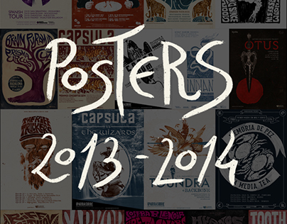 Posters 2013-2014