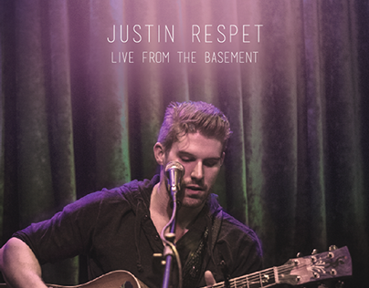 Album Cover - Live From the Basement