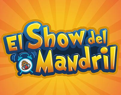 El show del mandril - Logotipo
