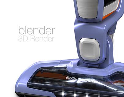 3D Rendering - Blender