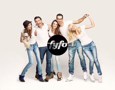 FyFo - Fashion E-commerce Website