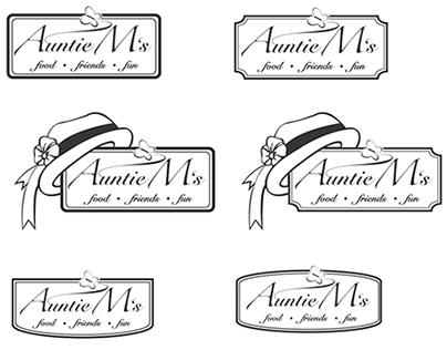 AuntieM's Branding Development