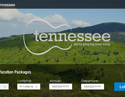 Visit Tennessee Banner Form