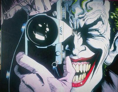 Fan art- the joker