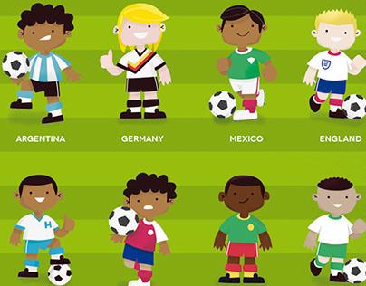 """MUNDIALITI"" WORLD CUP Poster"