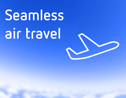 5W | Seamless Air Travel, App Design