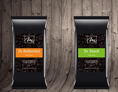 Package Design Bakkerij van de Mortel