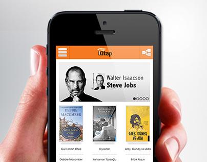 TTNET Kitap iOS App