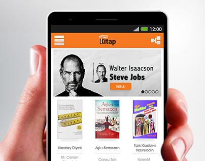 TTNET Kitap Android Uygulaması