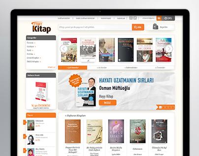 TTNET Kitap Dijital Yayın Portalı