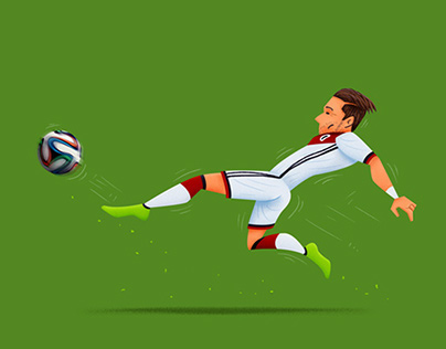 Moments of The FIFA World Cup - Brazil 2014
