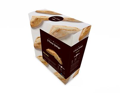 O Forno Galego Packaging