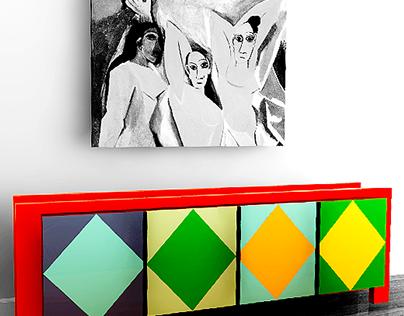 Maspi - Furniture Contest Studio Esse 2014