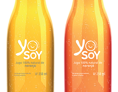 """""""YO SOY"""" Juice"""