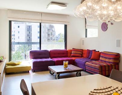 Apartment in Hetzelia דירה בהרצליה