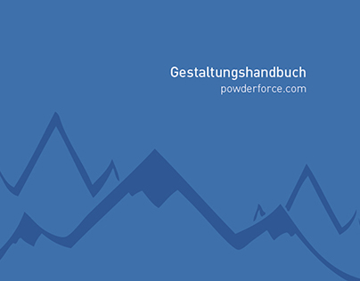 powderforce.com // corporate design