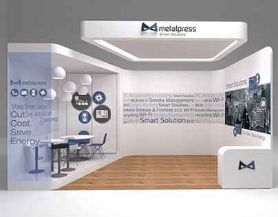 Exhibition- Metalpress