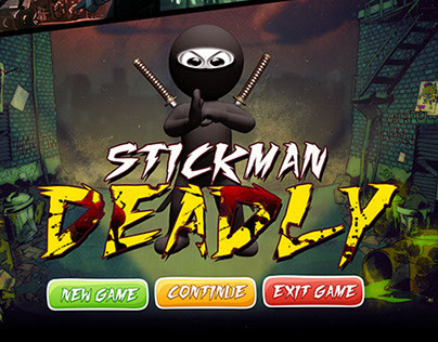 Stickman Deadly Game - Teaser Preview