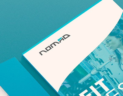 NOMAD - Brand Identity Design