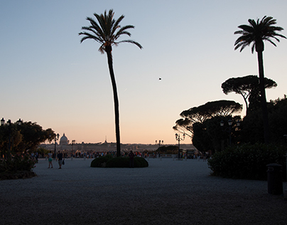 The shortest night in Rome - [Solstice2014]