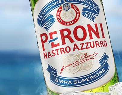 Peroni Birra Superiore CGI