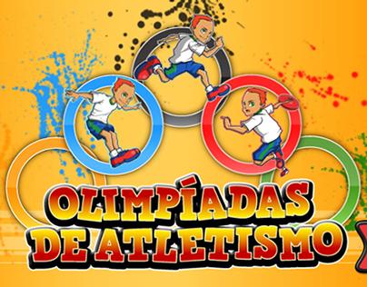 """Game """"Olimpíadas de Atletismo"""" - O.A."""