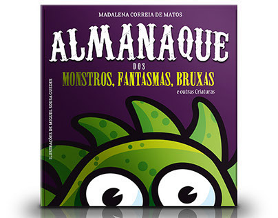 ALMANAQUE DOS MONSTROS FANTASMAS E BRUXAS