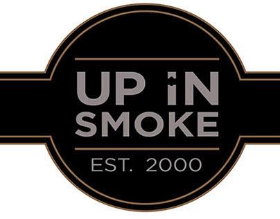 Web Design - Up In Smoke Cigar Lounge