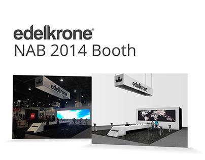 edelkrone NAB 2014 Booth